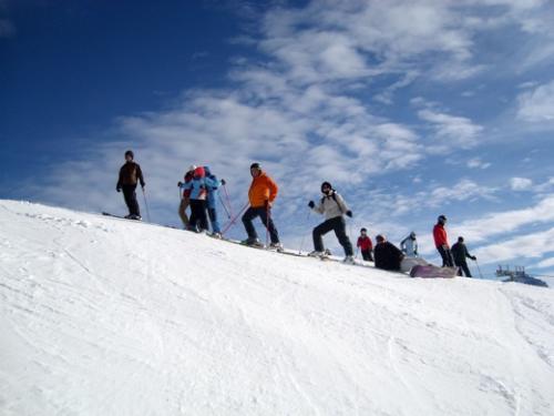 2009 Sortie ski