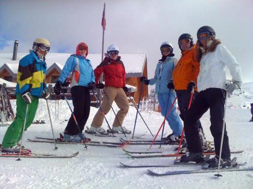 2010 Sortie ski