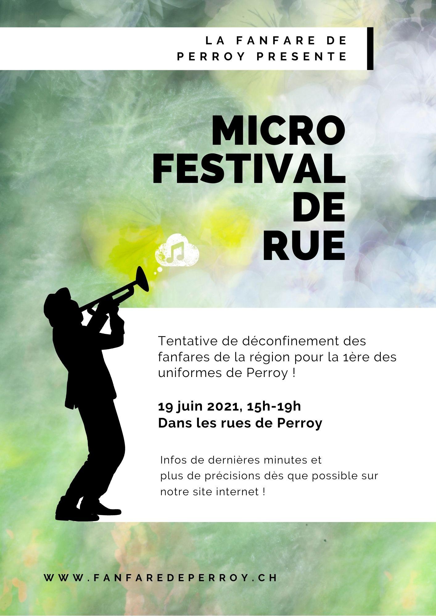 Micro festival de rue