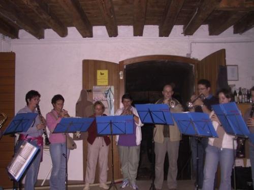2006 Ramassage du moût